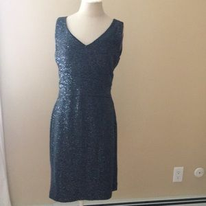 Muse navy sequin